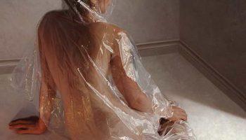 Портреты австралийского художника Робина Элея поражают фотографичностью