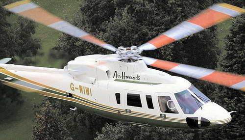 Вертолет Sikorsky S-76C