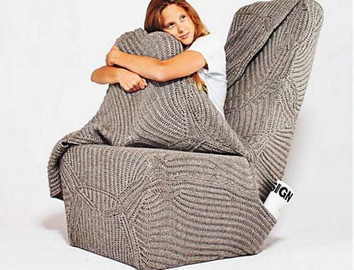 Кресло в которое можно завернуться