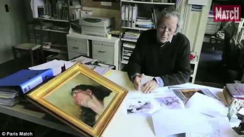 Эксперт Жак-Жан Фермер подтверждает подлинность фрагмента