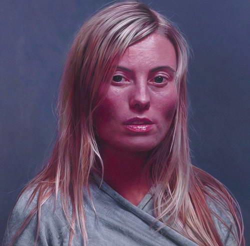 Портрет художника Крейга Уайли