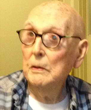 Фред Бутлер в 106 лет получил аттестат средней школы