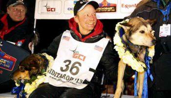 Победителем 41-х гонок Iditarod собачьих упряжек стал Митч Сиви – второй раз в жизни