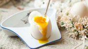 Как сварить яйцо в котором белок и желток смешаны?