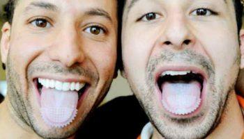 Инновационный способ чистить зубы – зубная щетка на языке