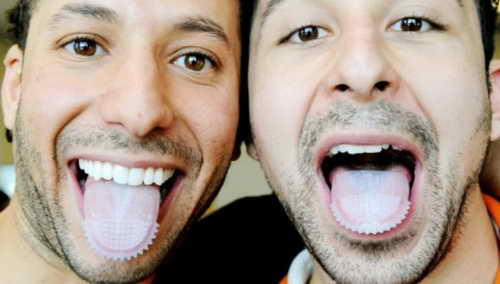 Новый вид зубной щетки