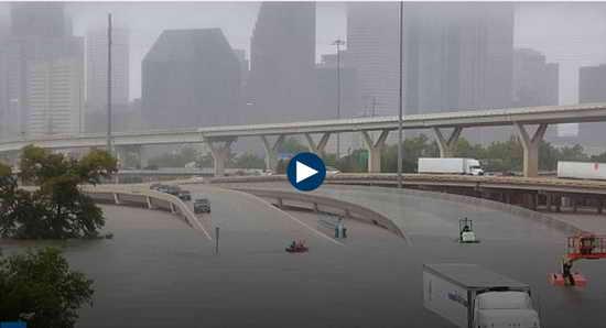 Ураган Харви штат Техас