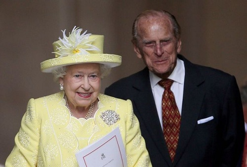 Королева Елизавета принц