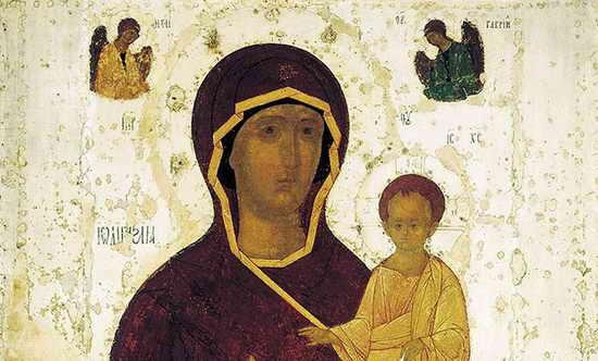 Праздник Смоленская икона Божией Матери