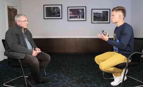 Михаил Ходорковский и Дудь