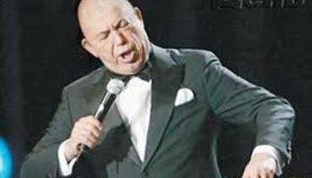 Кобзон без парика насмешил публику на юбилее Бориса Краснова