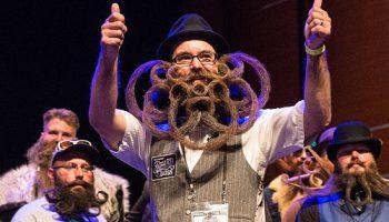 Чемпионат мира по лучшим бородам и усам состоялся в Техасе