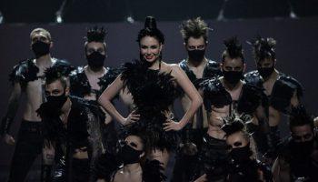 Ляйсан Утяшева Танцы на ТНТ. Видео выступления
