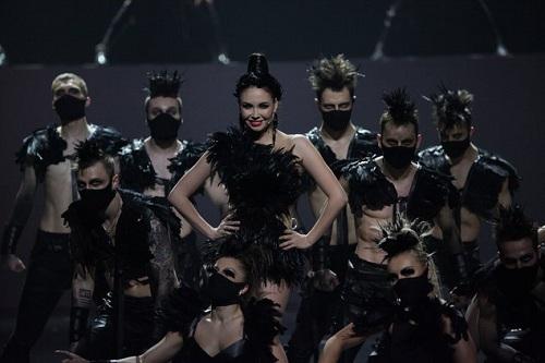 Ляйсан Утяшева Танцы на ТНТ