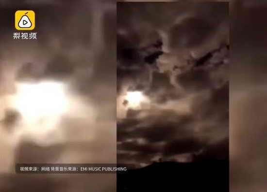 Астероид взорвался над Китаем