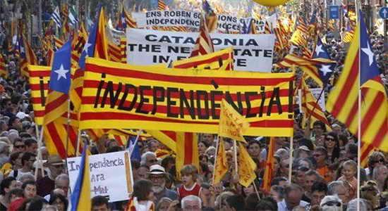 Каталония Референдум 1 октября 2017