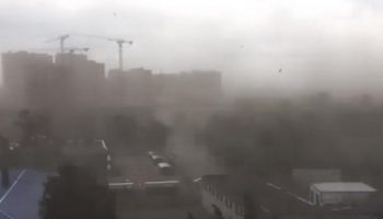 Ураган в Казани 30 мая 2018. Видео разрушительного смерча