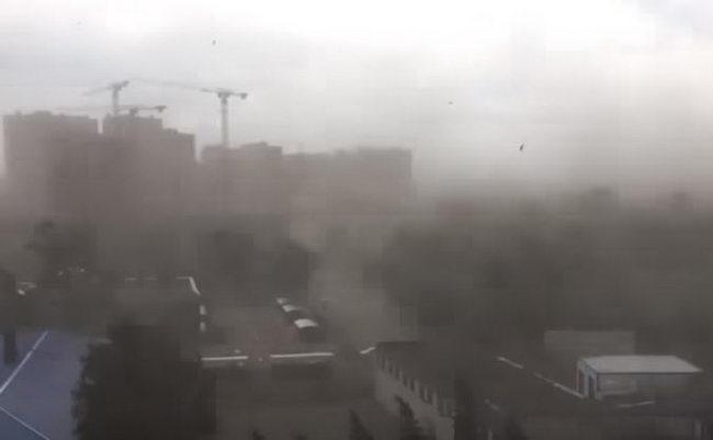 Ураган в Казани 30 мая