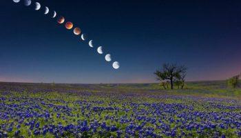 Лунное затмение июль 2018. Самое долгое затмение в XXI веке