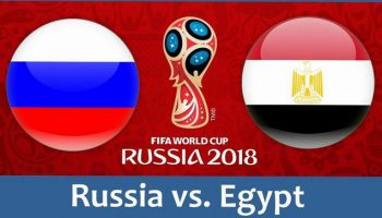 Россия — Египет 19.06.2018. Прямая трансляция, прогноз