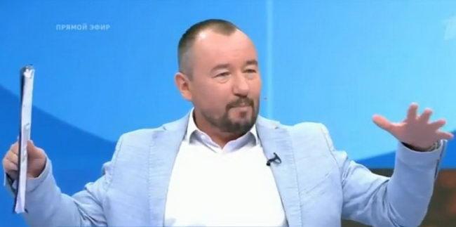 Артем Шейнин матом выругался на «Первом канале»