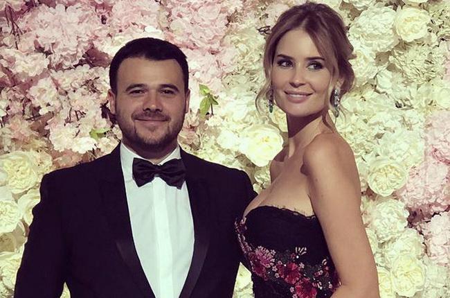 Эмин Агаларов женился на Алене Гавриловой в Москве