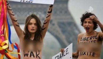Активистка Femen – Оксана Шачко покончила с собой