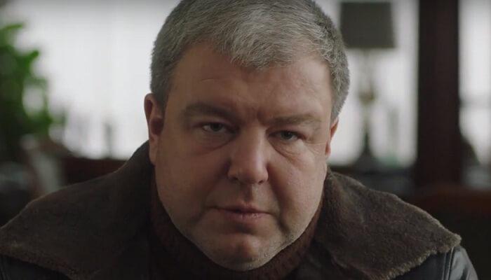 Экскаваторщик Александр Робак