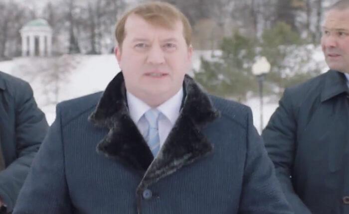 Зам мэра Сергей Бурунов