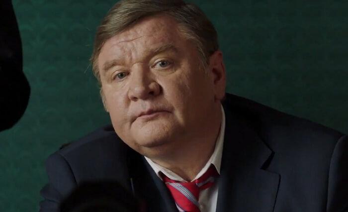 Губернатор Роман Мадянов
