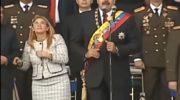 Покушение на Мадуро провалилось. Солдаты разбежались с парада забыв о президенте