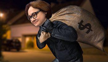Глава Банка России Эльвира Набиуллина сбежала в США?