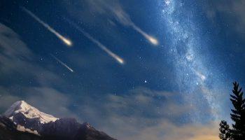 Звездопад Персеиды 2019. Во сколько звездопад с 12 на 13 августа