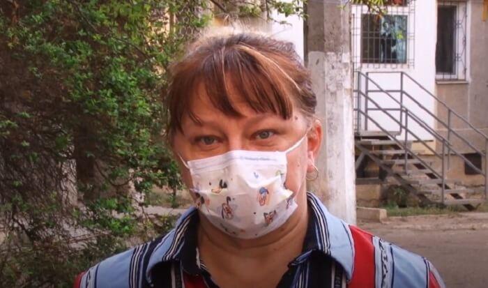 Армянск превратили в Чернобыль