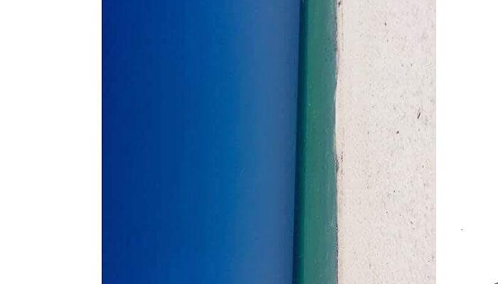 Пляж или дверь? Новая оптическая иллюзия
