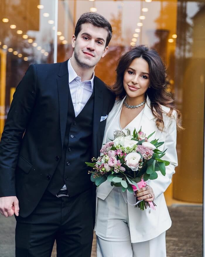 Диана Манасир и Ростислав Багиров