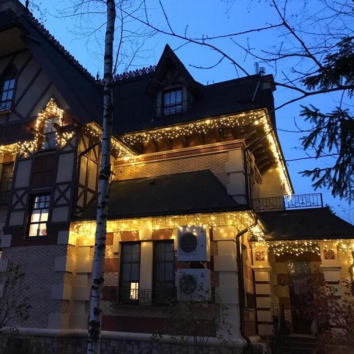 Загородный дом Прилучного и Муцениеце