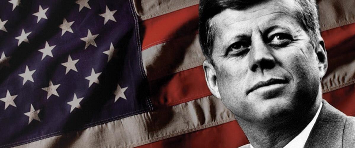 Джон Фицджеральд Кеннеди– 35-й президент США