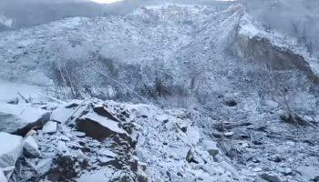 Последствия падения метеорита в Хабаровском крае. ВИДЕО
