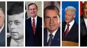 Список всех президентов США и годы правления