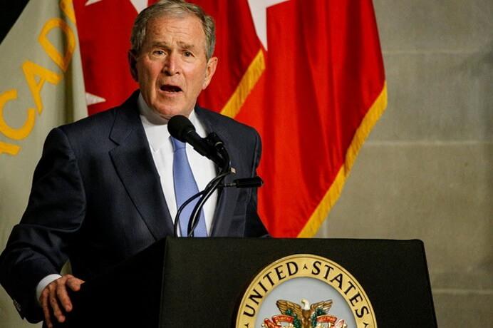 Джордж Буш-младший – 43-й президент