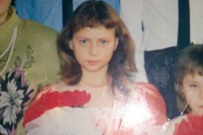 Насте Самбурской исполнилось8 лет