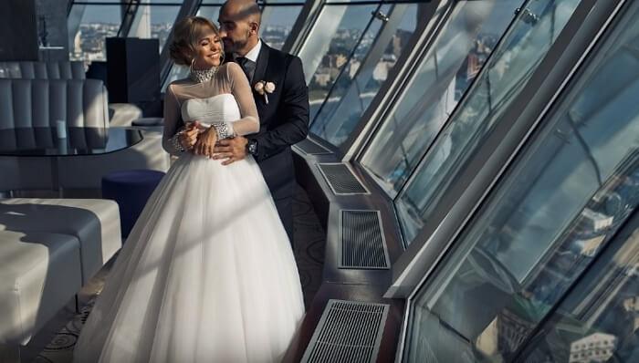 Свадебная церемония Артура и Анны