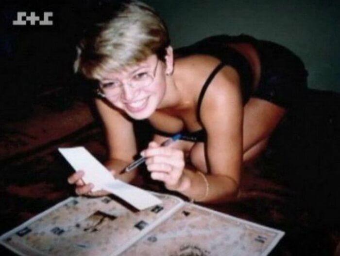 Вера Брежнева в 17 лет