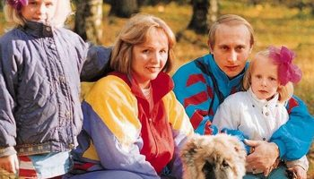 Дети Путина: дочери Маша и Катя, фото, где живут и чем занимаются