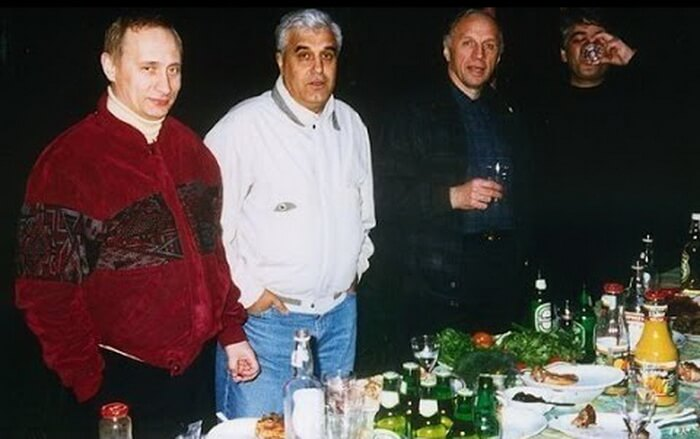 Путин и ОПГ