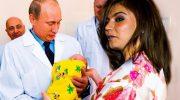 Алина Кабаева родила двойню в Москве. Фото счастливой Алины Маратовны