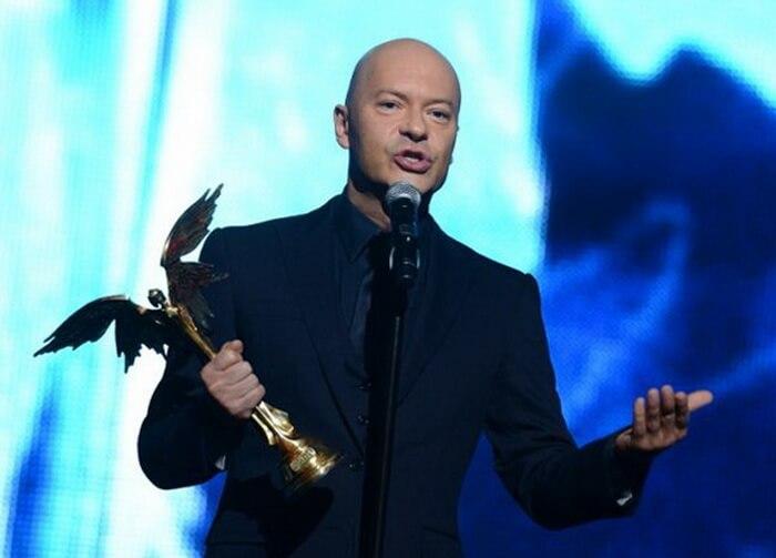 Федор Бондарчук с премией «Ника»