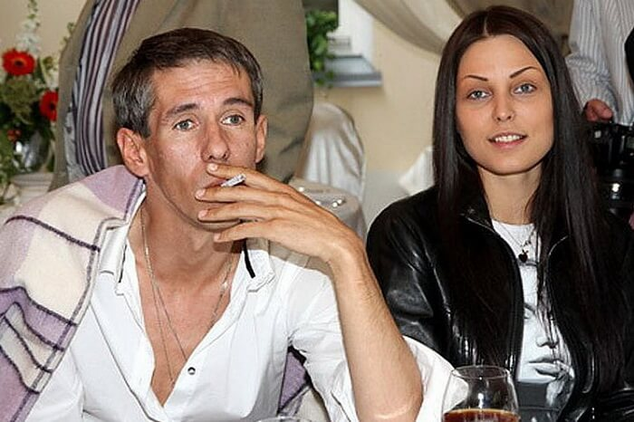 Алексей Панин и Людмила Григорьева