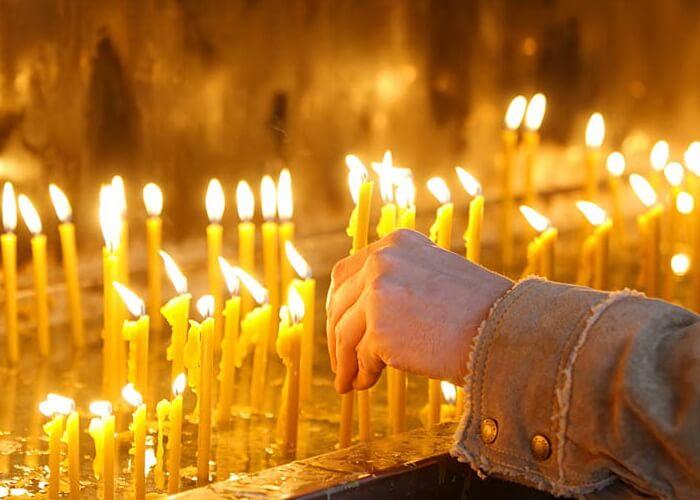 Радоница - церковный праздник